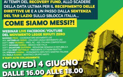 L'Italia è pronta per l'Economia Circolare (Live Webinar)